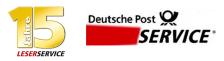 Logo Deutsche Post Leserservice